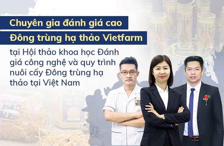 Đông trùng hạ thảo Vietfarm