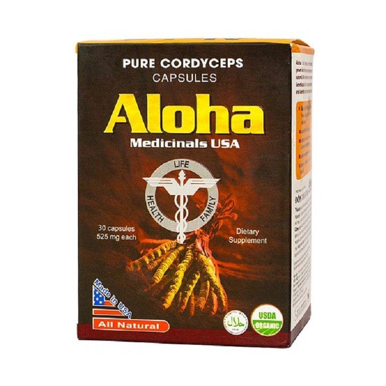 Viên uống Aloha là sản phẩm được nhiều người ưa chuộng