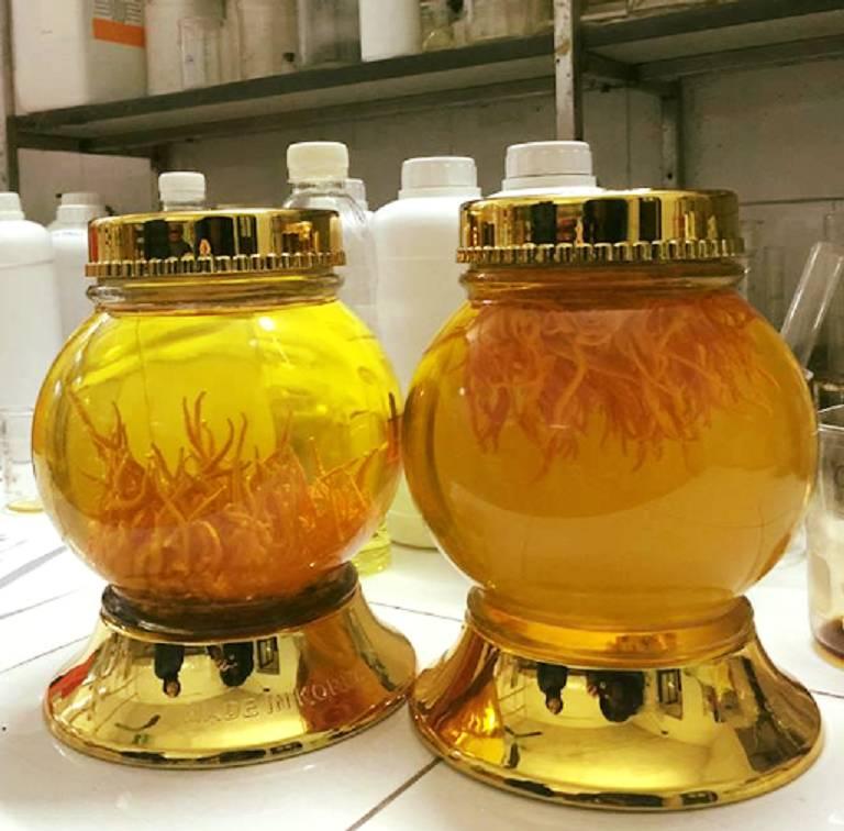 Sử dụng nguyên liệu tươi kết hợp mật ong