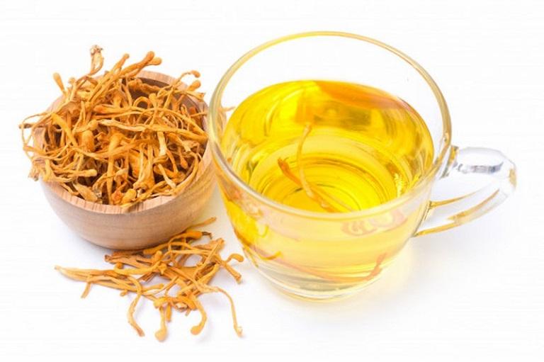 Trùng thảo khô có thể được sử dụng theo nhiều cách khác nhau