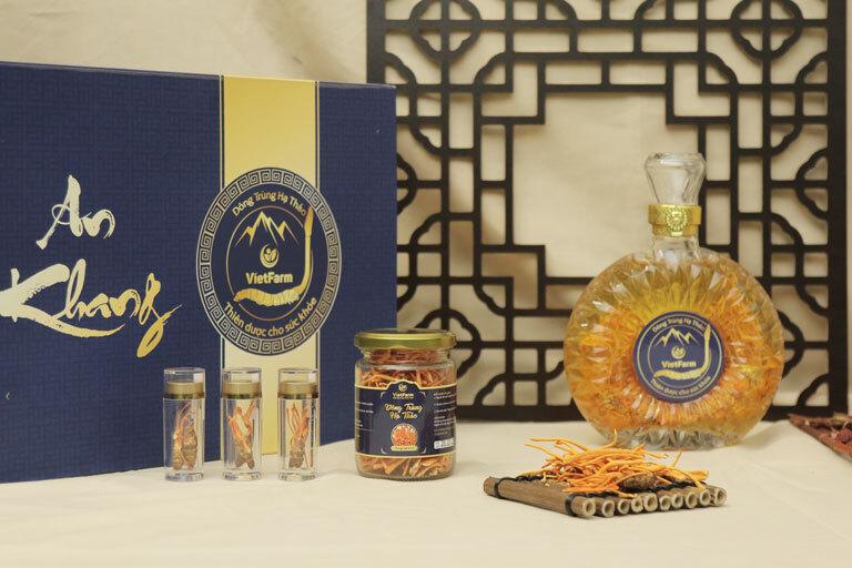 Set quà An Khang được nhiều doanh nghiệp chọn vào dịp cuối năm