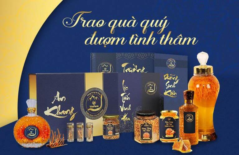 Vietfarm có nhiều sản phẩm hỗ trợ quà tặng chất lượng
