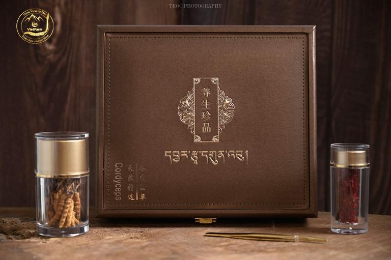 Đông trùng hạ thảo Tây Tạng loại VIP3 đặc biệt quý hiếm, tốt cho sức khoẻ